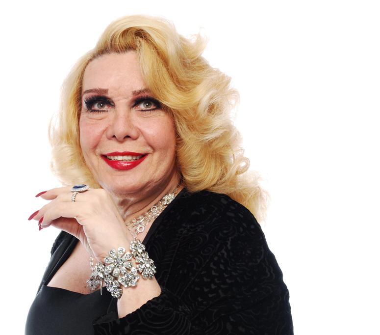 Rogéria será Alzira, mãe de Diva (Foto: Divulgação)
