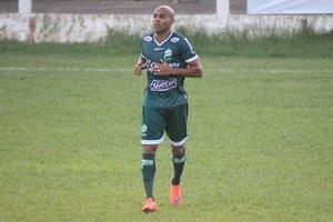 Diogo Bahia, Luverdense (Foto: Maico Gaúcho/Luverdense Esporte Clube)