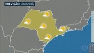 Confira a previsão do tempo para a sexta-feira (23) em São Paulo