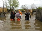 Número de pessoas atingidas por enchentes no RS ultrapassa 10 mil