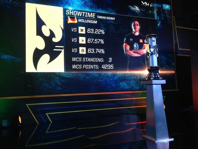 Copa Intercontinental de StarCraft 2 (Foto: Reprodução/Felipe Vinha)