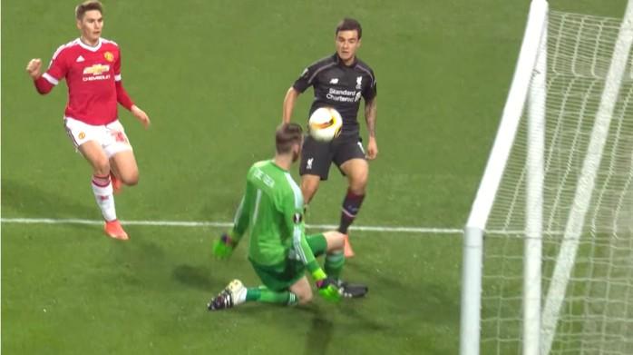 BLOG: Golaço de Coutinho contra Manchester United entra em top-10 da Liga Europa