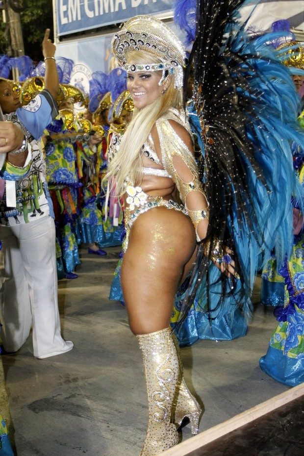 Mulher Filé (Foto: Marcos Ferreira/ Foto Rio News)