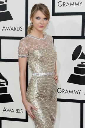 [Grammy] Taylor Swift (Foto: AFP / Agência)