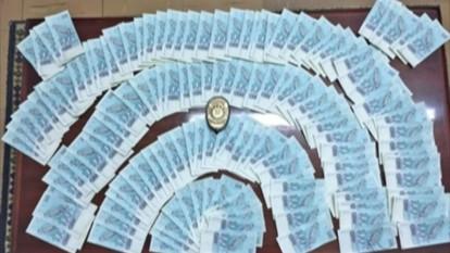 Quinze mil reais em notas falsas foram apreendidos
