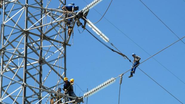 Aneel ; linhas de transmissão ; energia elétrica ;  (Foto: Divulgação)