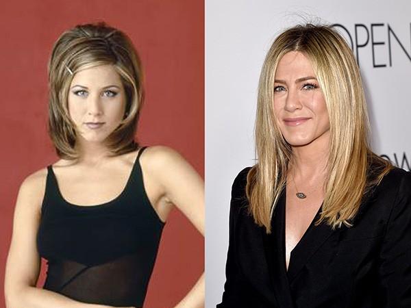 Jennifer Aniston (Foto: Divulgação / Getty Images)