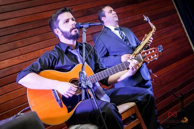 O cantor Paulo Pires (Foto: Edilson Dias/Divulgação)