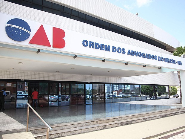 OAB-MA (Foto: Flora Dolores / O Estado)