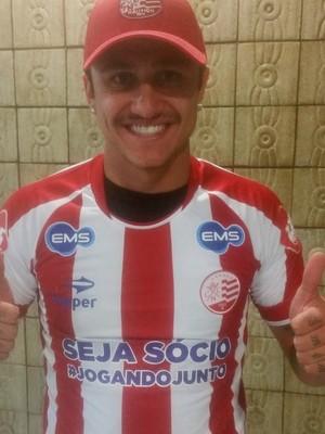 Vinícius Atlético-PR (Foto: Náutico/Divulgação)
