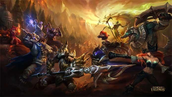 Conheça os melhores times da atualidade de League of Legends (Foto: Divulgação/Riot Games)