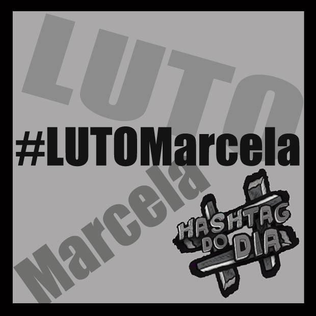 #HashtagDoDia: LUTOMarcela (Foto: Malhação/ TV Globo)