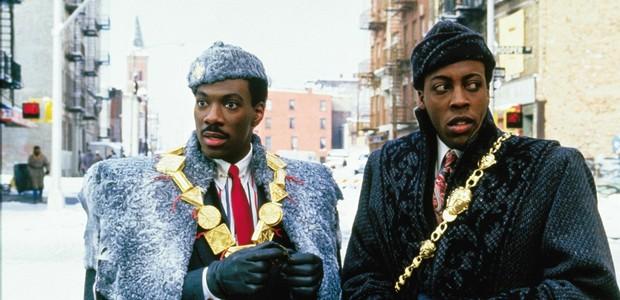 """""""Um Príncipe em Nova York"""": Eddie Murphy no auge (Foto: Divulgação)"""