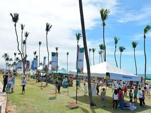 Festival da Primavera em Salvador (Foto: Max Haack/Agecom)