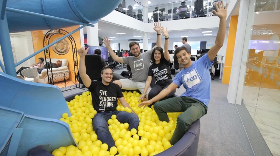 Startup Quero Educação (Foto: Divulgação)