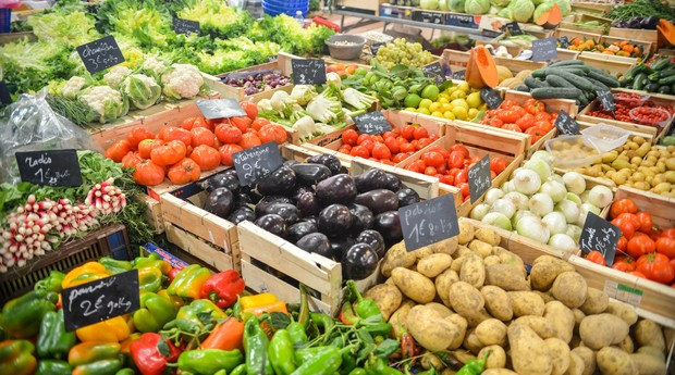 Feira livre, feira, frutas, mercado (Foto: Reprodução/Pexels)