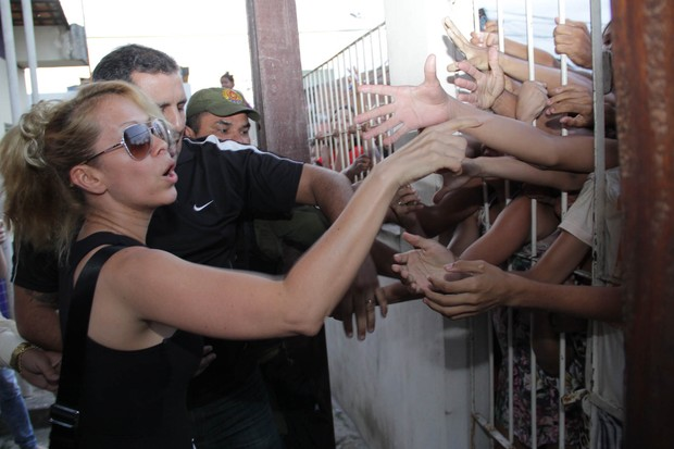 Joelma da Banda Calypso (Foto: EGO)