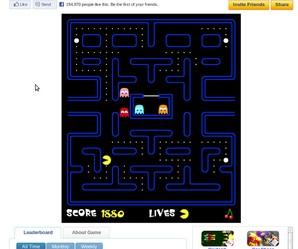 Pac-Man para Facebook