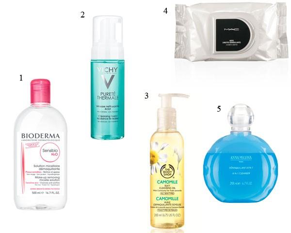 Use demaquilantes para retirar o excesso de maquiagem (Foto: Divulgação)