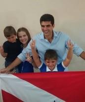 Helder agradece votos nas eleições do PA (Alexandre Yuri / G1)