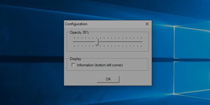 Dimmer escurece a tela muito mais do que o PC permite normalmente (Foto: Reprodução/Paulo Alves)