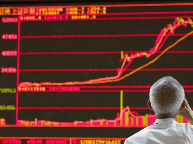 Na Ásia, a Bolsa de Tóquio fechou em baixa de 2,08%, Seul perdeu 2,40% e Hong Kong registrou forte queda de 3,18%. (Foto: Reuters)