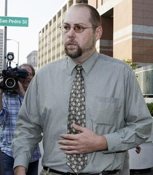 Christopher Chaney se considera inocente de ter hackeado e-mails de celebridades e ter roubado fotos íntimas (Foto: AP)