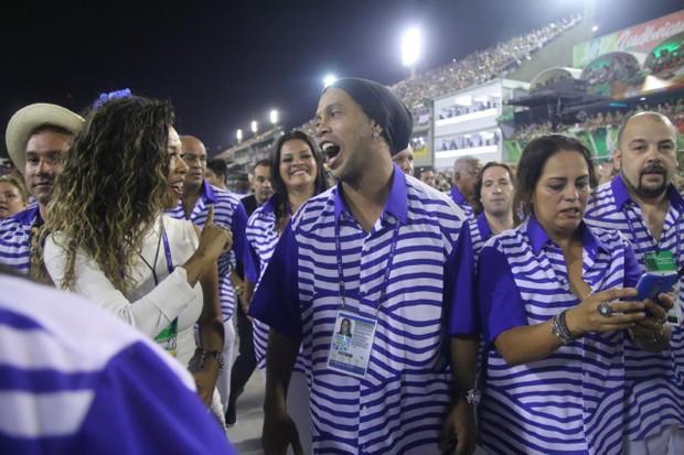 Ronaldinho Gaúcho (Foto: Daniel Pinheiro /AgNews )