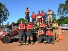 Por amor, bombeiros treinam para serem os melhores em salvar vidas