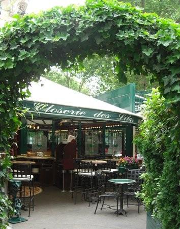 La Closerie des Lilas é um dos points de Simon Baker em Paris (Foto: Divulgação)