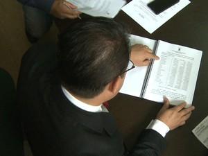 Lei orçamentária está sendo analisada pela Câmara de Vereadores e deve ser votada até dia 23 de dezembro  (Foto: Reprodução/Rede Amazônica Acre)