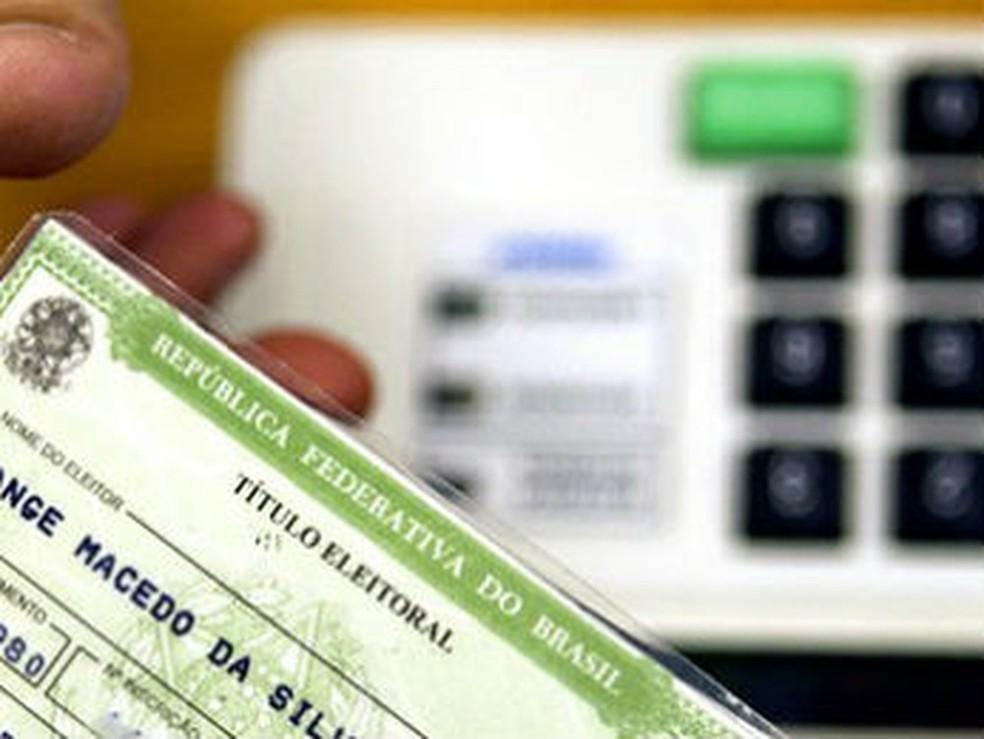 Apenas 1.248 eleitores do Ceará regularizam a situação (Foto: Divulgação)