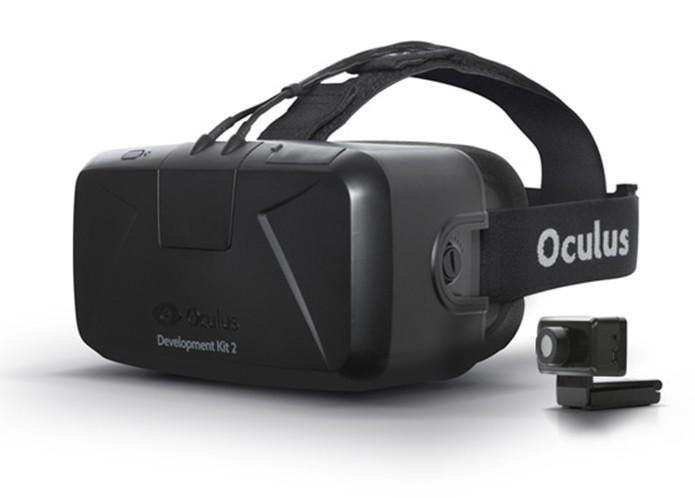 Development Kit 2 do Oculus Rift (Foto: Divulgação/Oculus VR) (Foto: Development Kit 2 do Oculus Rift (Foto: Divulgação/Oculus VR))