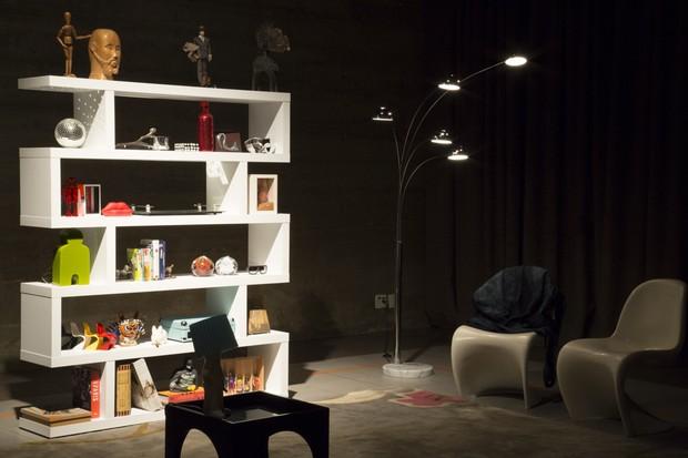 exposição-apartamento-mario-queiroz (Foto: Divulgação )