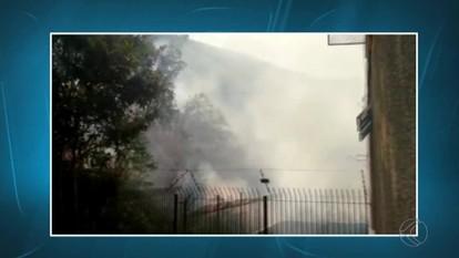 Corpo de Bombeiros registra nove incêndios nesta terça-feira (30) em Juiz de Fora