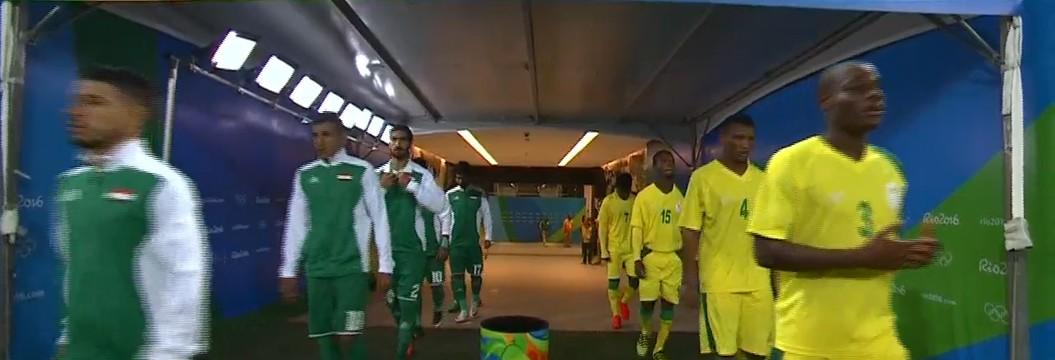 22dabf6314 África do Sul x Iraque - Jogos Olímpicos - Futebol masculino 2016 ...