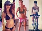 Aos 40, Thalita Rebouças mantém corpo definido sem fazer dietas