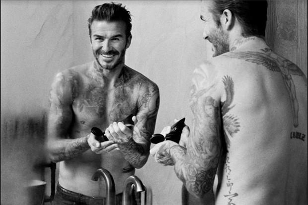 David Beckham lança nova linha de cosméticos masculina, a House 99 (Foto: Divulgação)