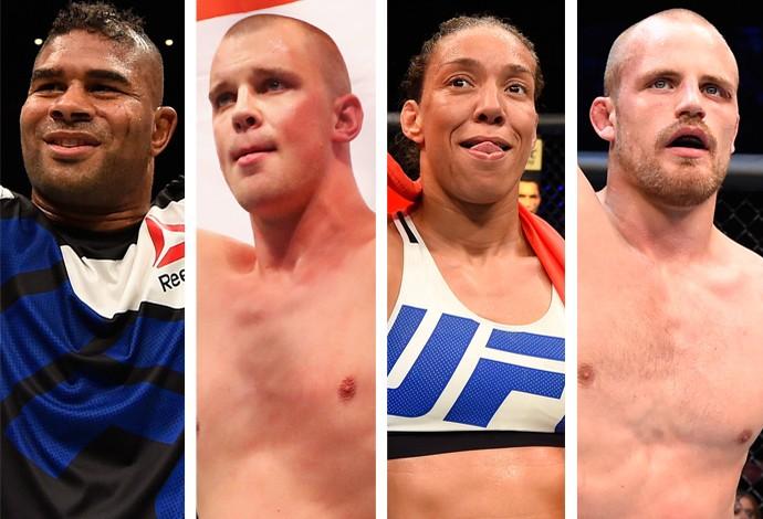 Montagem-UFC-holandeses (Foto: infoesporte)