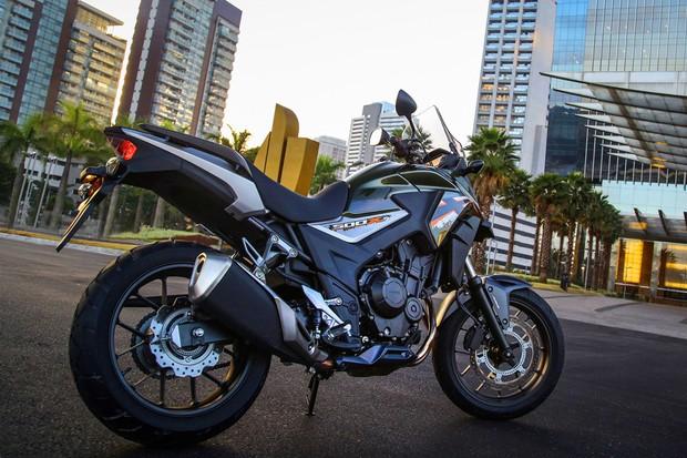 Nova CB500X 2018 Cb500x