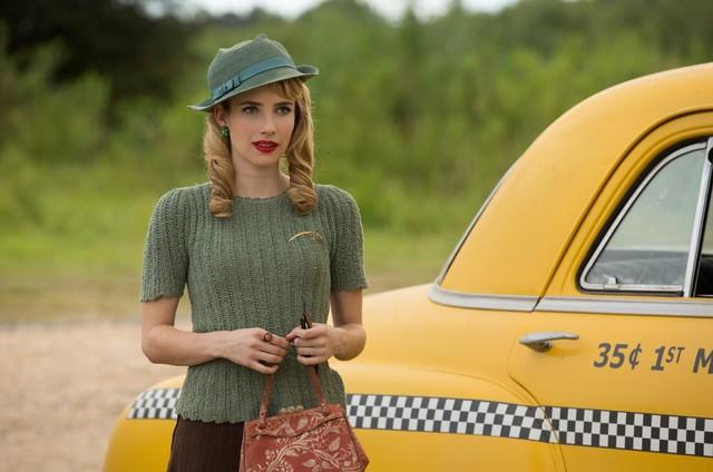 Emma Roberts em 'American horror story: Freak Show' (Foto: Divulgação / FX)