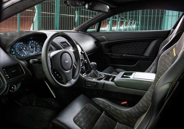 Aston Martin V8 Vantage N430 (Foto: divulgação)