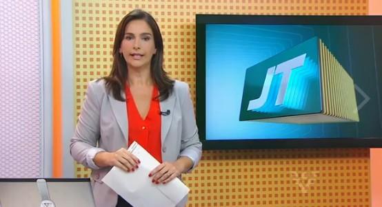Vanessa Machado - Jornal da Tribuna 1ª Edição (Foto: divulgação)