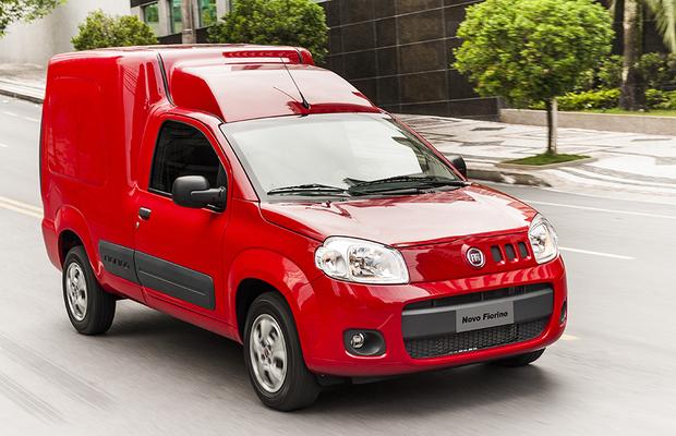 Fiat Fiorino: montadora fará recall no Brasil (Foto: Divulgação)