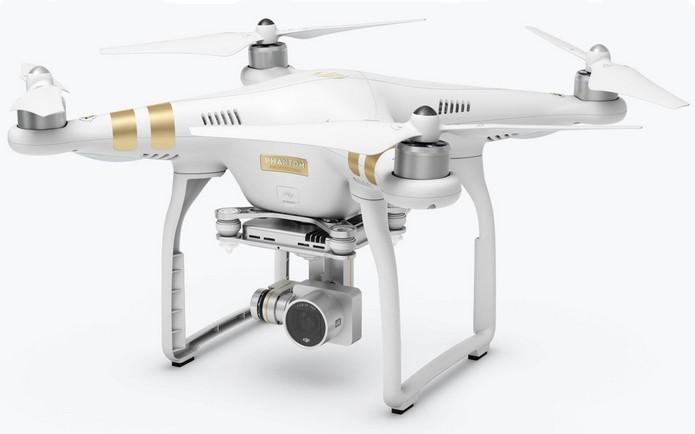 Drone Phantom 3 Professional (Foto: Divulgação/DJI)