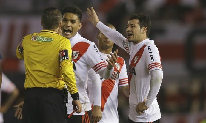River Plate Boca Juniors Libertadores (Foto: AP)