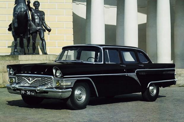 Gaz Chaika foi uma das limusines da União Soviética (Foto: Divulgação)