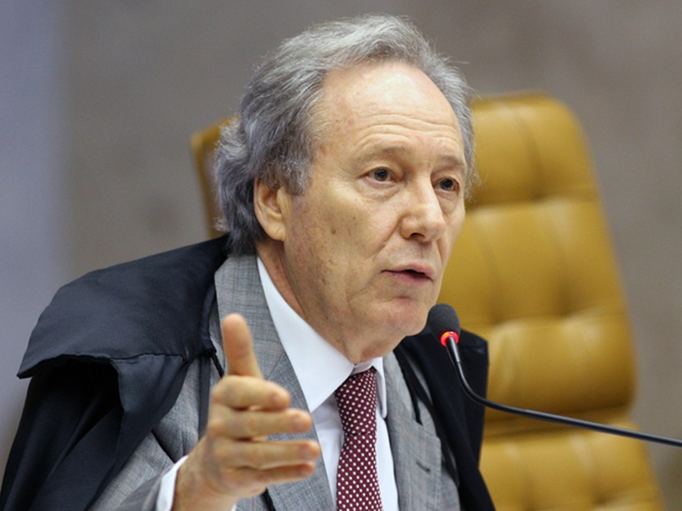 Ministro Ricardo Lewandowski (Foto: Nelson Jr./SCO/STF)
