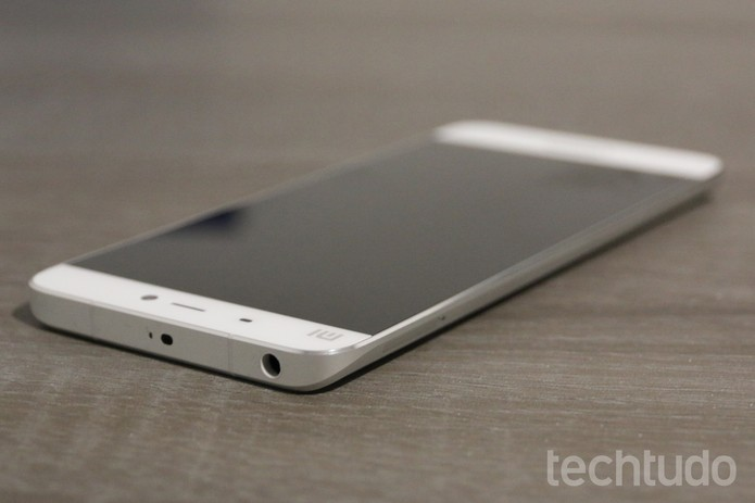 Xiaomi Mi 5 (Foto: Thássius Veloso/TechTudo)
