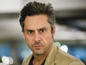 Alexandre Nero como Romero na novela A Regra do Jogo (Foto: Globo/Tata Barreto)